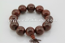 Rosewood buddha bead bracelet,Religious Items