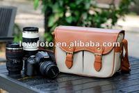 Novelty Digital Slr Canvas Camera Bag