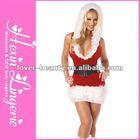 Wholesale Fashion 2012 Girl Sexy Christmas Fancy Dress