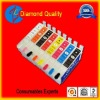 T1590-T1598 Rechargeable ink cartridge with auto reset chip for epson stylus photo R2000 inkjet printer