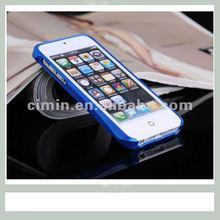 2012 Newest !!! Cleave Metal For iPhone 5 Case Aluminum Bumper Blue