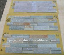 z brick slate tiles,decorative interior wall cladding tv wall stone