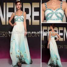 DORISQUEEN drop shipping floor length fashion evening dinner dresses 2012