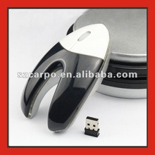 2012 new wireless solar mouse V5