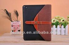 Belt Buckle Retro leather case For iPad Mini
