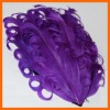 Wholesale cheap Lilac feather headband feather extension