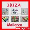 OXGIFT Gecko IBIZA KEY HOLDER Mallorca