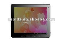 "allwinner a10 1.2 ghz gpu mali 400 9.7"" Tablet PC 1.5GHz IPS 1G DDR3 16G ROM External 3G HDMI OTG Wifi"