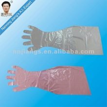 Jiangs long disposable arm length gloves
