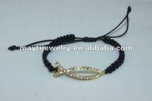 fishing swivel bracelet