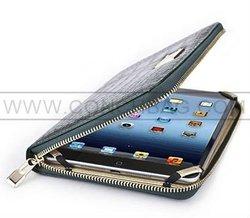 Newest !360 Rotating leather case for Ipad mini