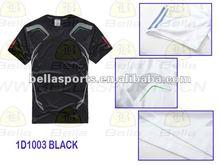 2012 Short sleeve jersey custom sports T-shirt, fitness t shirts Atheletic jersey moisture wicking jersey coverstiching