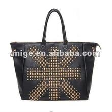 2012 Charm Metal Rivet Stud Handbag (WL031)
