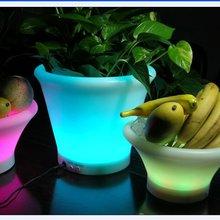 /indoor outdoor light/Home bar club furniture/ice wine beer bucket