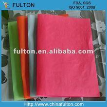 2012 Hot FDA/SGS Baking Colored Silicone Paper