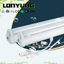 2012 UL ETL SAA TUV LED T8 tube with fixture 9w 18w 22w