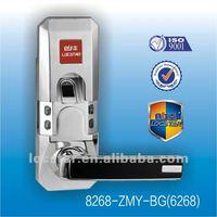 fingerprint and digital security lock for apartment
