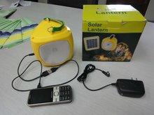 2012 LED Camping Solar Lantern