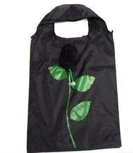 190T foldable polyester rose bag