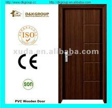 Cabinet Doors in PVC Vinyl Wrap