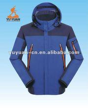 Mens functional colorful winter jacket coats & snow ski jackets
