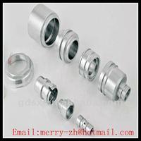 Dowel pins and metal sleeve