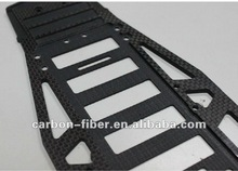 2mm,3mm carbon fiber car chassis frame