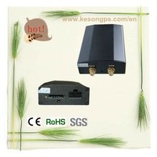 good-quality gps tracker/gps tracking software but low cost for vehicles rental company with sos alarm KS 168