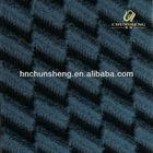 100% Polyester beautiful Short pile composite sponge for sofa car fabric