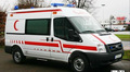 ford transit de ambulancia