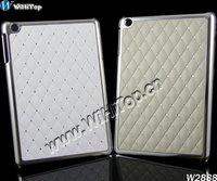 Luxury Chrome Bling Bling Rhinestone Case for iPad Mini 7.9''