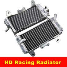 ATV motocross bike Motorcycle alloy aluminum RADIATOR FOR YAMAHA YZF450 YZ450F 2004-2011 Alloy radiator