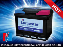 dry charged car battery N180