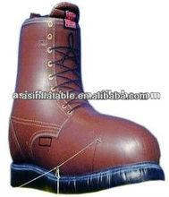 2012 super hot selling !!! inflatable shoe model for promotion