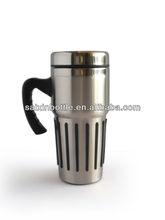2012 newly design double wall thermo coffee mug