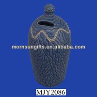 Pottery Charity Money Box