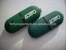 logo branding electronics gift 2gb/4gb capsule usb flash drive