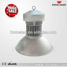 100W 2012 new designed fin led industry high bay light