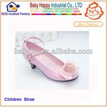 Children sexy shoes high heels