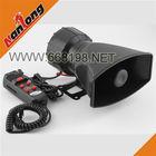 The 60W car alarm wireless remote control alarm sound Tetrasyllabic motorcycle alarm horn