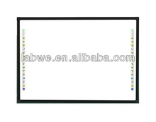 """90"""" Infrared USB Real 32/64 Points Multi-touch School Electronic whiteboard"""