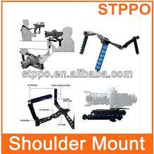 DSLR Rig Movie Kit Shoulder Support Mount For Canon sony nikon
