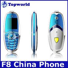 1.44 TFT Screen Quad Band Dual Sim Card Cell Phone F8