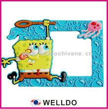 Lovely soft PVC photo frame