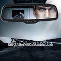 """تويوتا كراون 4.3 """"عالية الدقة السيارات الرؤية الخلفية مرآة كاشف الرادار"""