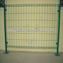 Hot sale plastic garden fence panels for sale