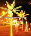 diodo emissor de árvore de palma