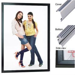 aluminum light box frame ultra slim