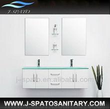 2012 small white bathroom vanity furniture