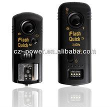 Wireless Radio Studio Flash Trigger for Canon Pentax